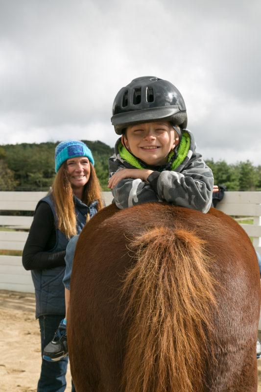 Spirit Ride Therapeutic Riding Center Banner Elk Nc